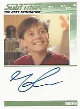 "Complete Star Trek TNG S2 - Joshua Harris ""Timothy"" Autograph Card"
