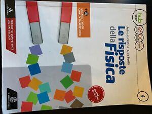 Le risposte della fisica 4- ISBN: 9788800351768