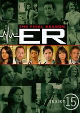 ER: THE FINAL SEASON - SEASON 15 NEW DVD