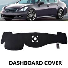 Car Dash Mat For Infiniti G25 G35 G37 Q40 Q60 Dashboard Cover Dashmat Pad 08-15