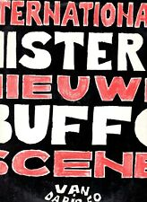 LP  INTERNATIONALE NIEUWE SCENE	Mistero buffo	BELGIUM EX