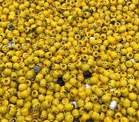 LEGO BULK LOT OF 50 NEW MALE BOY GUY MINIFIGURE HEADS FIGURE TOWN CITY YELLOW
