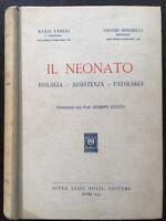 Il Neonato. Biologia, assistenza, patologia - Mario Faberi; Vincenzo Menichella