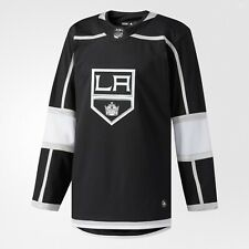 Adidas LA Los Angeles Kings Authentic Pro NHL Hockey Jersey Sz 54 $180 MSRP
