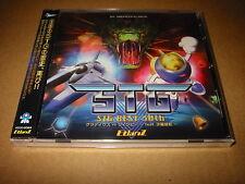 STG Best 30th / EtlanZ Gradius Twinbee Salamander Arrange Doujin SOUNDTRACK CD