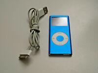 Apple iPod Nano 2.Generation blau, 4GB, Akku defekt & Pixelfehler in Akkuanzeige