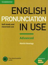 Cambridge Pronunciación Inglés en uso avanzado Libro W audio para descargar @ Nuevo @
