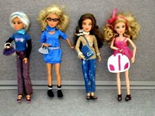 LIV Dolls Lot of 4 Dressed Clothes Shoes---Spin Master-# 1