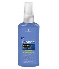 Schwarzkopf Blonde Aufhellspray S1 01x125ml