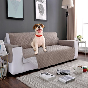 Sofa Cover Armchair Mat Protector Sofas Dog Pet Washable Slipcovers 1/2/3 Seat