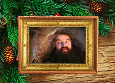 Hagrid Inspired Christmas Tree Ornament For Harry Potter Fans
