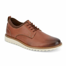Color : Brown, Size : 43 KERVINJESSIE High-Grade Leather Shoes Mens Leather Comfortable Soft Leather Business Casual Tide Shoes Pointed Shoes