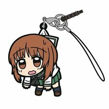 Girls und Panzer Miho Nishizumi Pinch Mobile Phone Dust Plug Anime Cospa Art