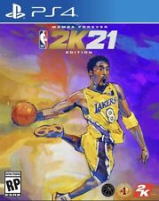 NBA 2K21 Mamba Forever Edition Preorder