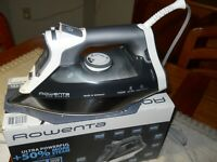 Rowenta  Pro Master Iron  Model  # DW 8183   1750 W   Made in Germany