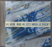 De Dijk-Kan Ik Iets Voor Je Doen Promo cd single