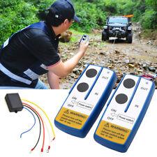 Kit di telecomando per telecomando per verricello da 12V 100ft per Jeep ATV U6U5