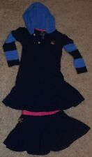 American Living Size Girl's 3T Hooded Long Sleeved with Skirt