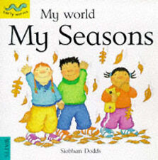 Dodds, Siobhan, Seasons (Early Worms), Very Good Book