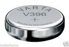 10-pc Varta 396 Batería de reloj 1,55V SR726W / V396