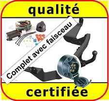 ATTELAGE remorque Peugeot 4007 2007 à 2012 + faisceau 7 broches complet / neuf