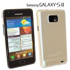 Handy Cover Alu Case Samsung I9100 Galaxy S2 SII Tasche Schale Gehäuse Aluminium
