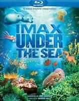 IMAX: Under the Sea [Blu-ray], New DVD, Jim Carrey, Howard Hall