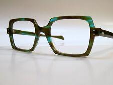 NIP Vintage Sun/ Eyeglasses Frame A/O American Optical HAUNTING 134 Emerald M-Lg