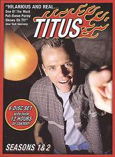 Titus - Seasons 1 & 2, Acceptable DVD, Christopher Titus, Cynthia Watros, Zack W