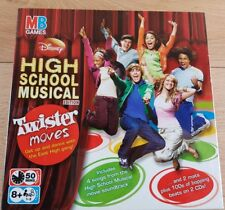 MB Games Disney High School Musical Edition Twister Moves Complete Age 8 #44045
