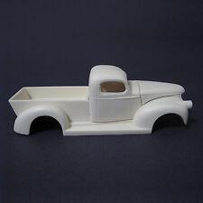 Jimmy Flintstone 1941 Chevy Custom Pickup Truck Resin Body  #290