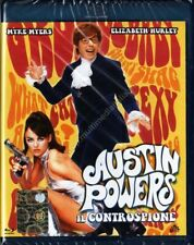 AUSTIN POWERS IL CONTROSPIONE (1997) Myke Myers Elizabeth Hurley BLU RAY DISC