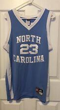1995 Nike North Carolina Michael Jordan Authentic Jersey Sz 40 Retro Pro Cut Vtg
