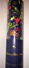 "Tommy Bahama CHRISTMAS GREENS & BERRYS & PINECONES WRAPPING PAPER. 30"" X 10 FT"