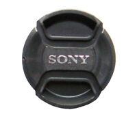 Front Lens Cap/Cover 55mm for SONY A6000 A5100 A5000 NEX-3 NEX-5 NEX-6