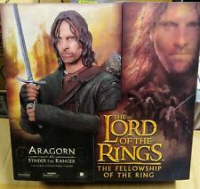 1/6 Sideshow Collectibles Lord of the Rings exclusive Aragorn in sealed box