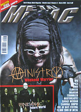 METAL MANIAC 3 2012 Ministry Epica Cannibal Corps Unisonic Ufo Krux Eluveitie