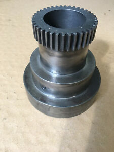 "South Bend 9"" Lathe Headstock 3 Step Cone Pulley P/N AS14NK1"