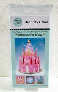 CRICUT BIRTHDAY CAKES Cartridge - FONT - PHRASES - ALL OCCASIONS NEW