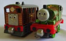 Thomas & Friends Take Along Trains - Metallic Toby & Metallic Percy 2002