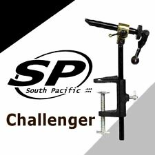 South Pacific Fly Fishing Challenger Tying Vise - for fly rods lines reels