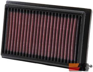 K&N Replacement Air Filter For TOYOTA PRIUS C 1.5L 2012-2013 33-2485