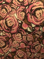 Louis Vuitton Stephen Sprouse Rock 'N Roll Roses Scarf Shawl Wrap New