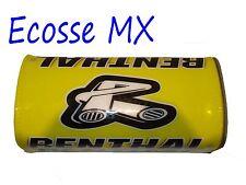 Renthal Fat Bar Pad YELLOW Motocross Enduro CRF SX YZF SCF YZ RM RMZ KX KXF