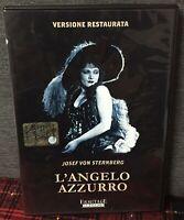 L'Angelo Azzurro DVD Josef Von Sternberg Marlene Dietrich Come Foto N