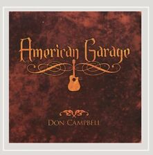 American Garage by Don Campbell (CD, 2016)