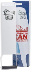 The Crusher 77701, Pacific Precision Metals Aluminum Can Compactor, White