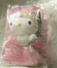 From year 2000 Hello Kitty McDonald's Kitty Plush Doll