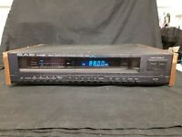 SAE Two Digital Quartz-Lock Synthesized Stereo Tuner Model-T14