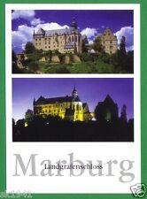 Marburg Lahn Klaus Laaser # 45 day and night Landgrafenschloß Bildarchiv Foto MR
